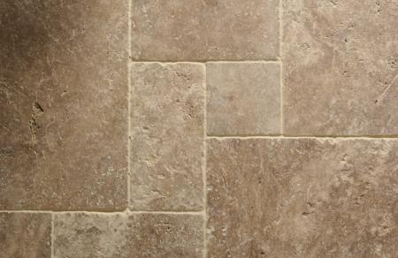 Noce Tumbled Travertine Tiles Floors
