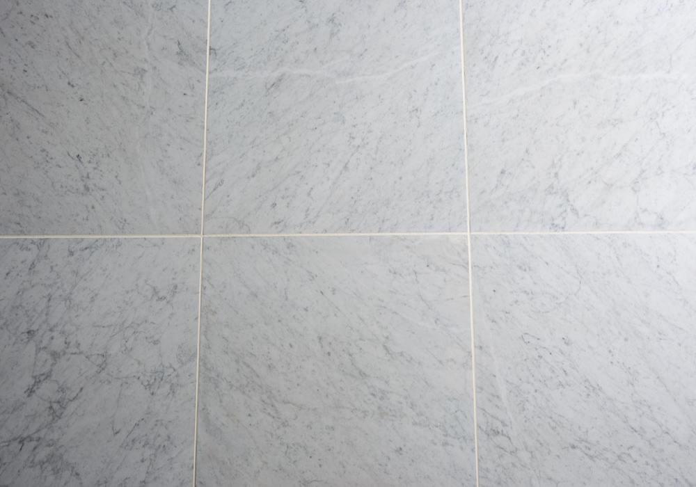 Bianco Carrara C Honed Marble Tiles. Bianco Carrara C Honed Marble Tiles   Floors of Stone