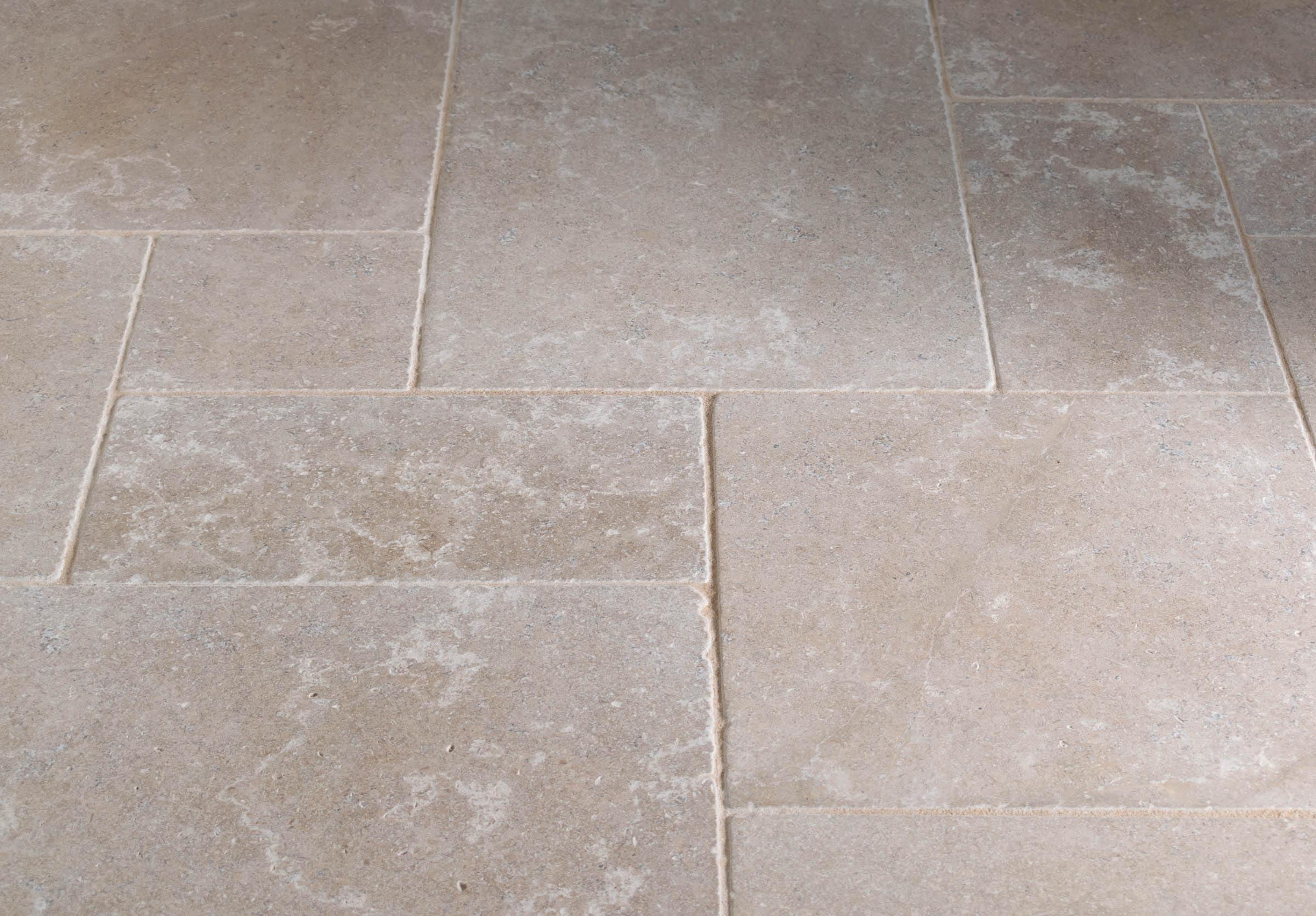 Dijon Tumbled Limestone Tiles Floors Of Stone