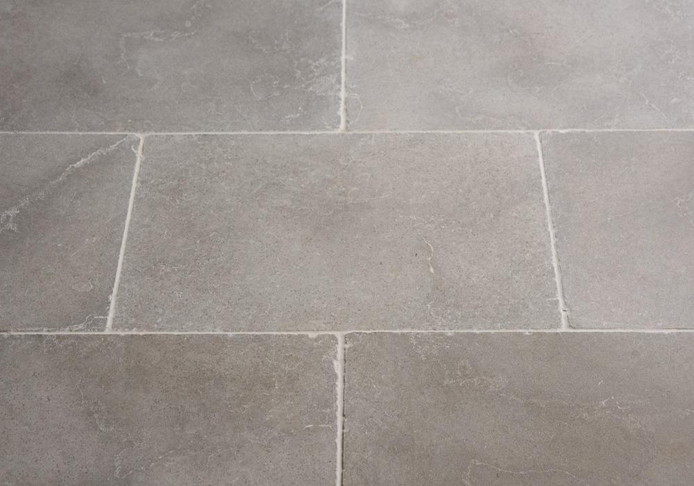 Dove Grey Tumbled Limestone Floors Of Stone