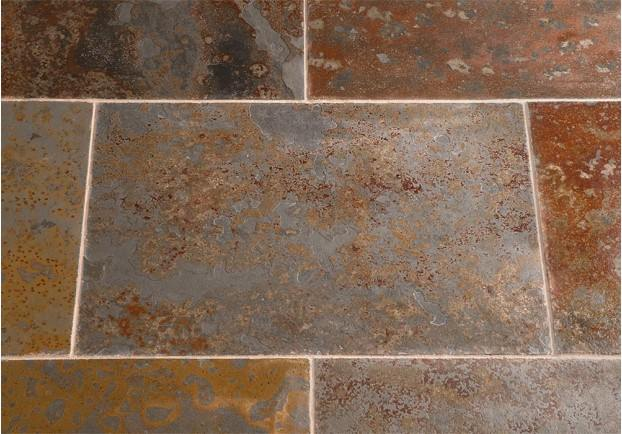 Brazilian Multicolour Slate Tiles