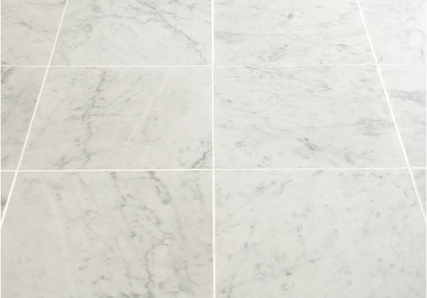 Bianco Carrara C Polished Marble Tiles