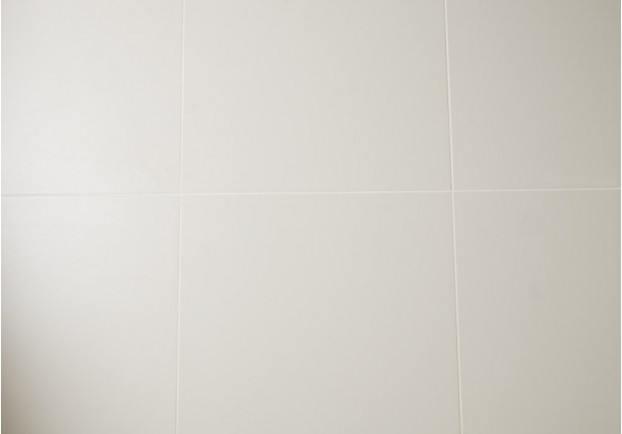 Matt White Square Kitchen Tiles