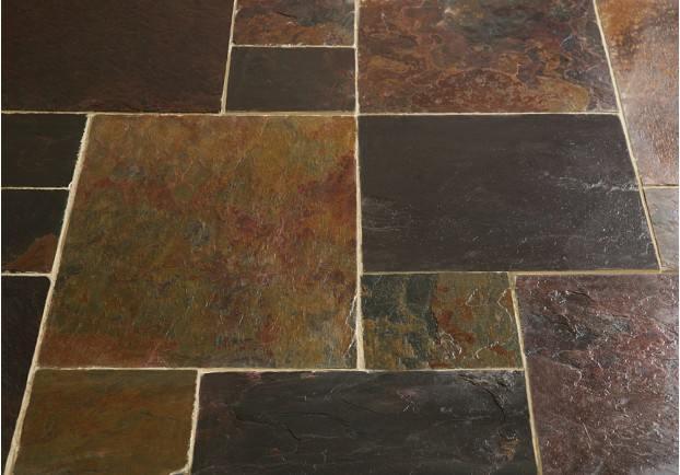 Peacock Slate Tiles Floors Of Stone