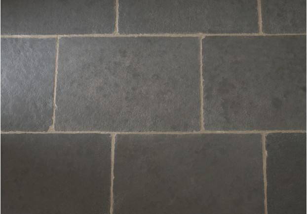 Worn Grey Limestone Tiles