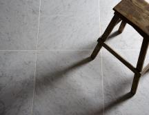 Bianco Carrara C Honed Marble Tiles thumb 3