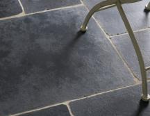 Brushed Charcoal Limestone Tiles thumb 1