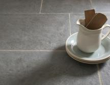 Hand Dressed Antiqued Ash Limestone Tiles thumb 6