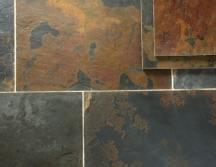 Rustic Multicolour Slate Tiles thumb 2