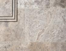 Silver Honed Travertine Tiles thumb 4