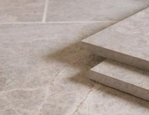 Silver Shadow Honed Marble Tiles thumb 4