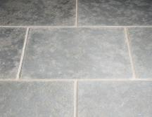 Tumbled Antiqued Ash Limestone Tiles thumb 2