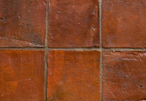 Terracotta Tiles | Floors of Stone