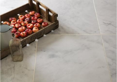 Bianco White Polished Marble Tiles