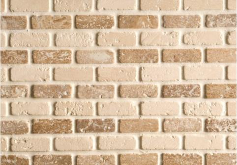 Light Noce Travertine Mosaic Tiles