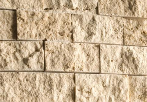 Light Travertine Split Face Tiles