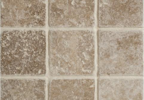 Noce Tumbled Travertine Splashback Tiles