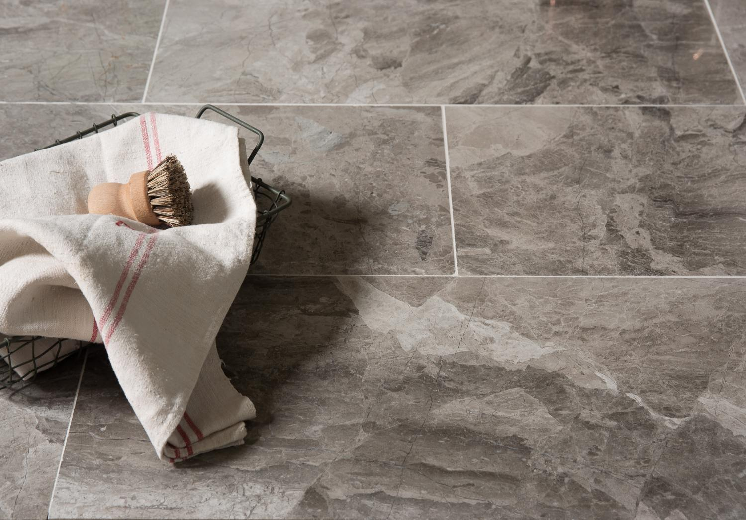 Anzer Grey Polished Marble