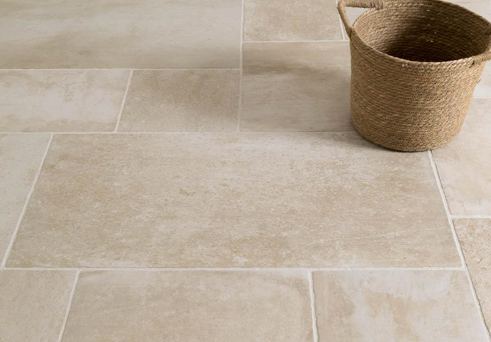 Ravello Beige Porcelain Floors Of Stone