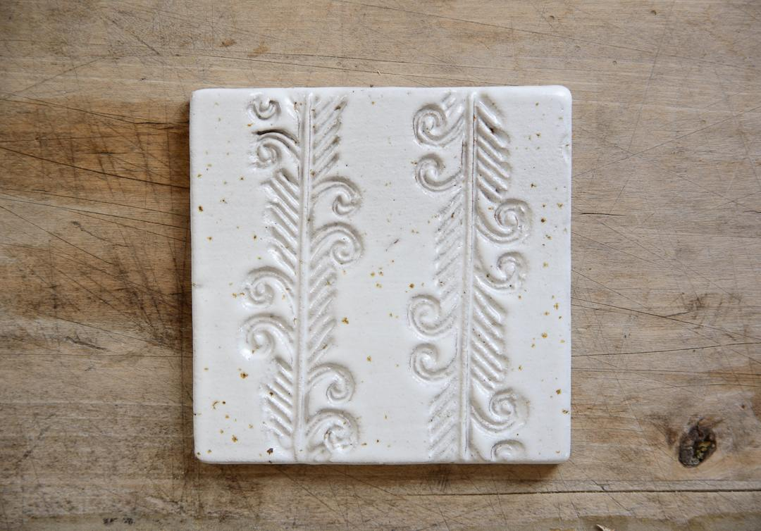 Feather Tail Handmade Tiles