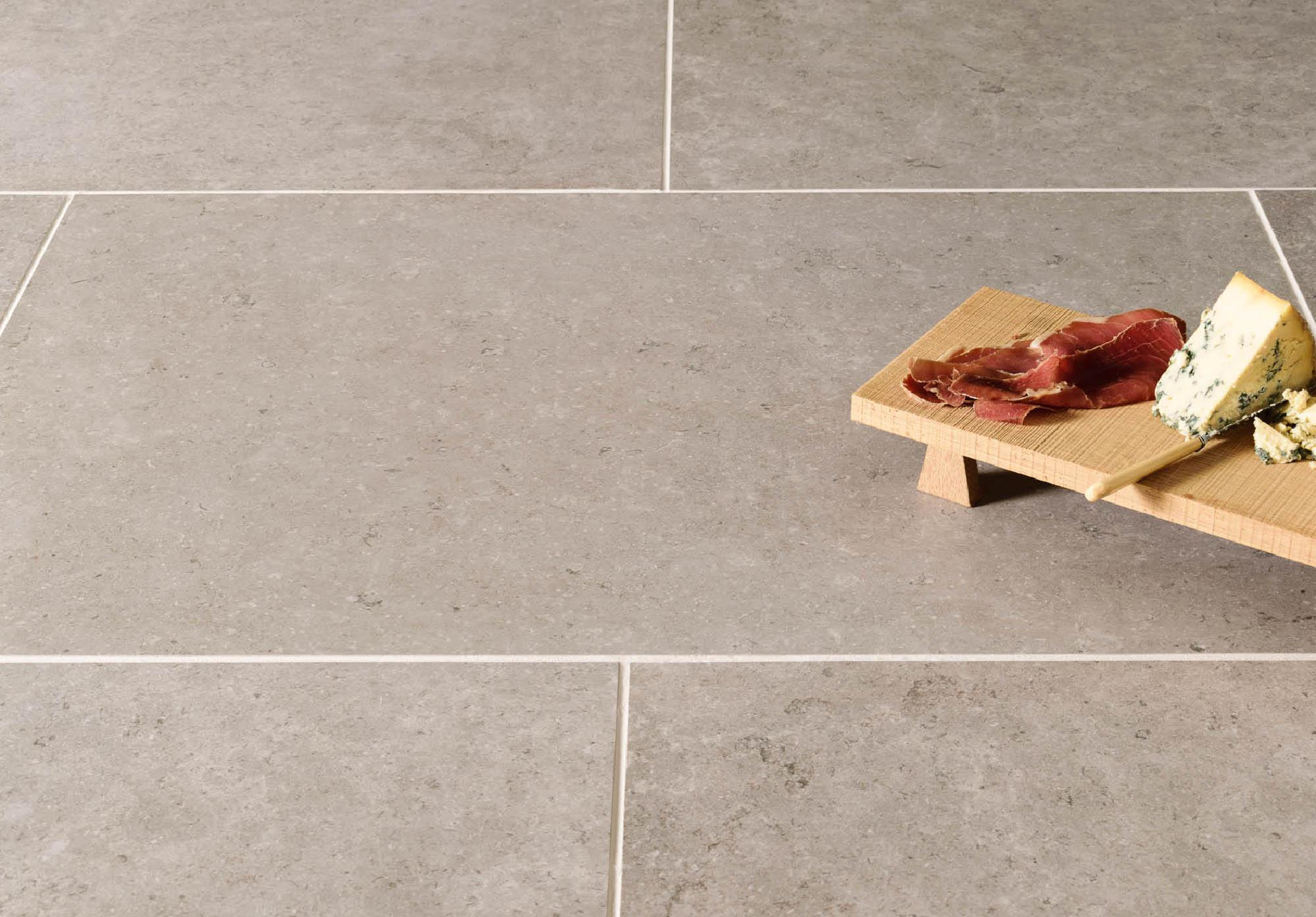 grey tumbled limestone floor tiles gallery
