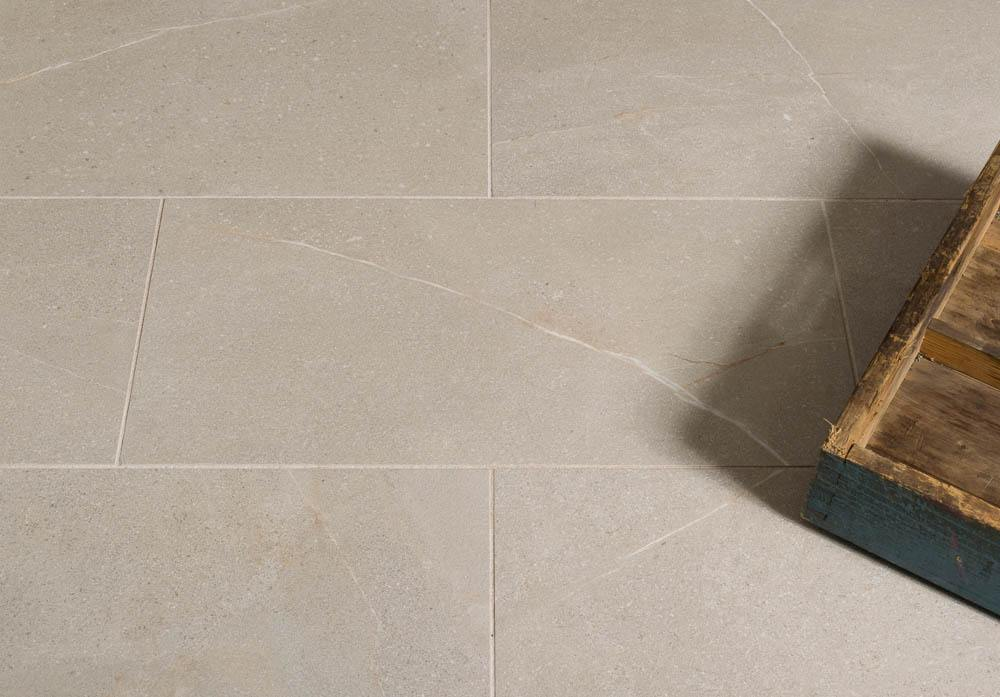 Salem Gold Tumbled Limestone Tiles Floors Of Stone