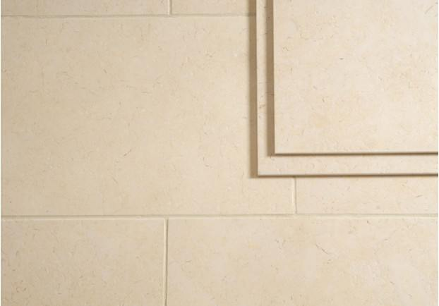 Light Jerusalem Brushed Limestone Tiles