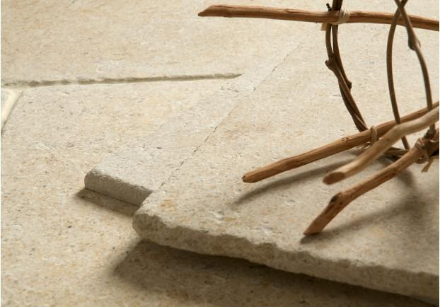 Salem Gold Tumbled Limestone Tiles