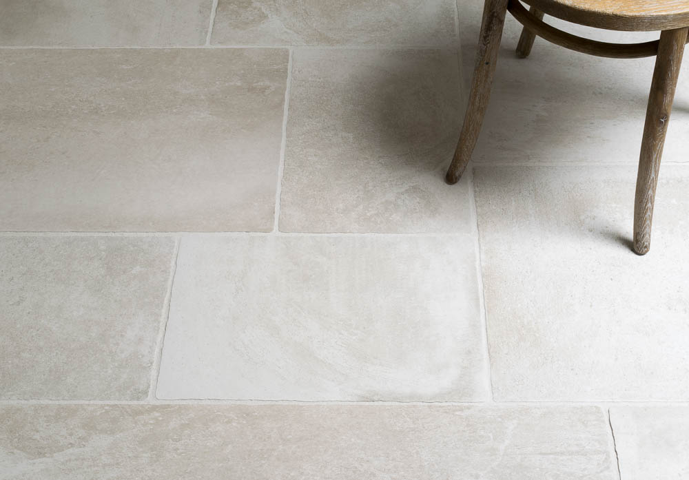 Polvere Ivory Porcelain Floors Of Stone