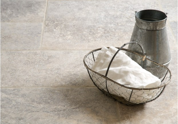 Silver Tumbled Travertine Tiles